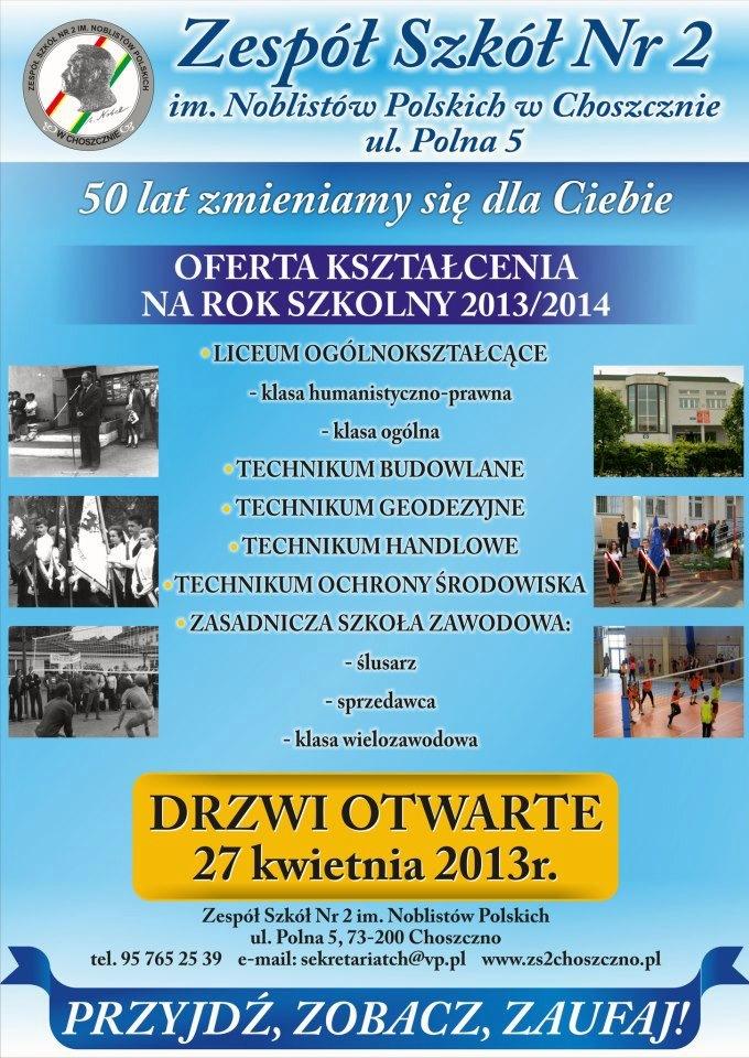 Drzwi Otwarte 2013