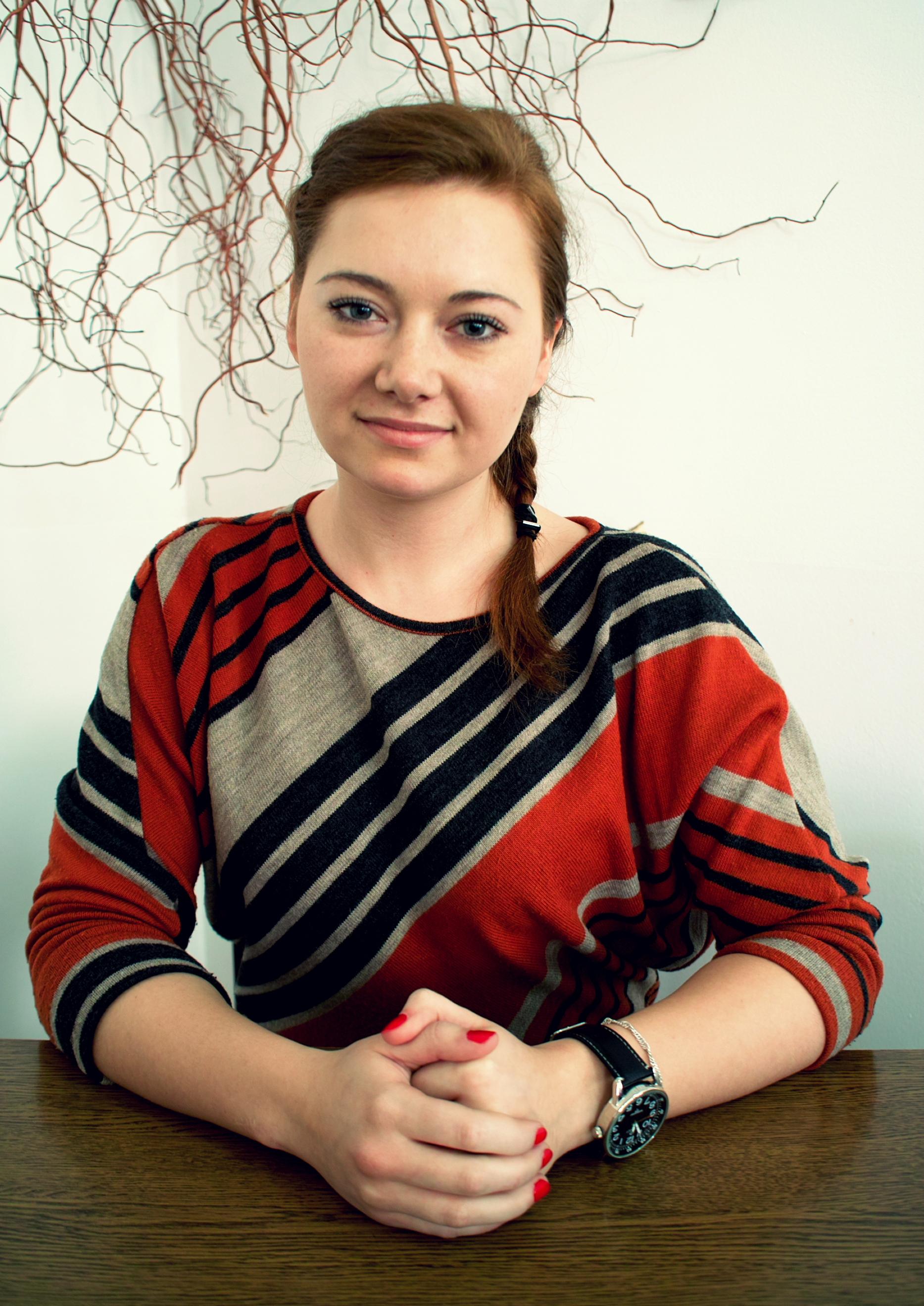 Lider Zachodniopomorski Natalia Wietrzycka