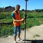 Darek na praktyce -  laureat w obszarze budowlanym