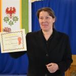 Mistrz Ciętej Riposty - pani Teresa Wiśniewska