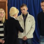 Patrycja Kmetyk, Oskar Lindner, Dariusz Talaga
