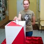 Daria Domagalska z IILOa coś za plecami ukrywa, czyżby drugą kartę?