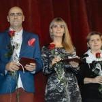 Od prawej: pani Beata Zgorzelska, pani Agnieszka Kasperczuk, pan Tomasz Płonka