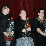 Od lewej: pani Irena Kwaśna, pani Teresa Czernów, pani Sabina Czubala