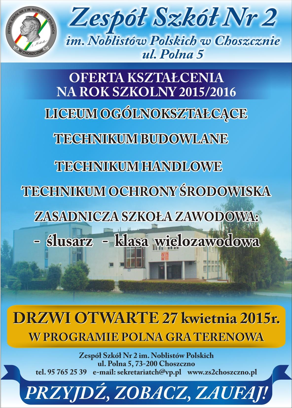 Drzwi Otwarte 2015