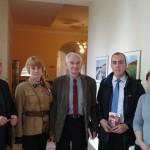 Bogdan Wasztyl, Paulina Wędrzyk, Andrzej Pilecki, Marek Nowak, Beata Zgorzelska